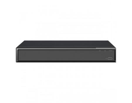 4 Channel Compact 1U 4PoE 4K&H.265 Lite Network Video Recorder