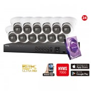 Galaxy HD TVI Kit - Up to 4K