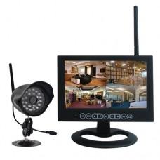 2.4Ghz Digital Quad View IR Wireless Camera Set