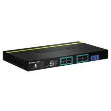 TRENDnet 16-Port Gigabit Web Smart PoE+ Switch
