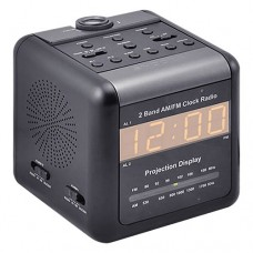Galaxy WiFi 600TVL Spy Cube Radio Clock Hidden Camcorder