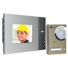 2-Wire Video Door Phone Intercom
