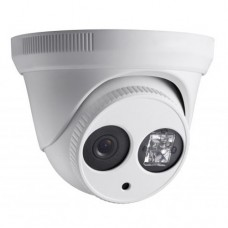Galaxy 1080P HD-TVI IR Outdoor Turret Matrix Dome Camera - 2.8mm