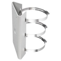 Metal Vertical Pole Mount Bracket for Hik Type Camera