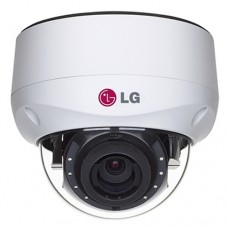 LG 2.1MP Full HD Outdoor IR Network PTZ Dome Camera (POE)