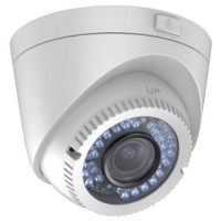 Galaxy 1080P HD-TVI IR V/F Outdoor Dome Camera - 2.8~12mm