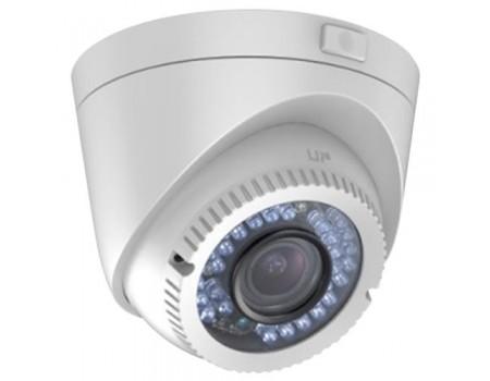 Galaxy 1080P HD-TVI IR V/F Outdoor Dome Camera - 2.8~12mm