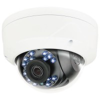 Galaxy 1080P HD-TVI IR Outdoor Dome Camera - 2.8mm