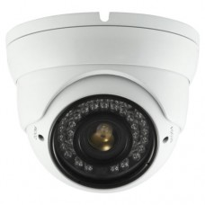 Galaxy 1080P HD-TVI IR V/F Outdoor Dome Camera - 2.8~11mm