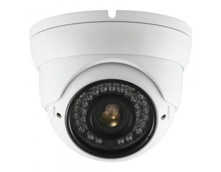 Galaxy 1080P HD-TVI IR V/F Outdoor Dome Camera - 2.8~11mm
