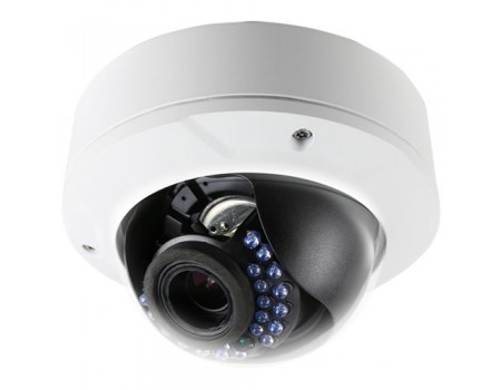 Galaxy NV 4.1MP WDR IR Motorized V/F Outdoor Dome IP Camera