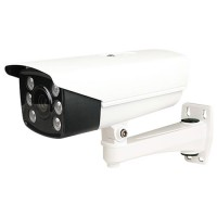 Galaxy 720P HD-TVI IR Motorized V/F License Plate Camera - 6~22mm