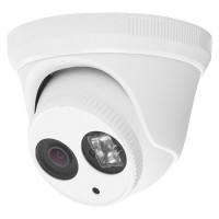 Galaxy NV 4.1MP WDR IR Outdoor Dome IP Camera - 4mm