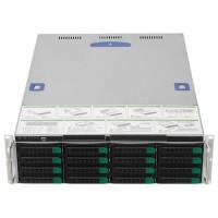 NVSS 64CH Essential Series Super NVR (16 Hot-Swap, Remote Support, RAID 5/6)