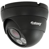 Galaxy 1080P HD-TVI IR Motorized V/F Outdoor Dome Camera - 2.8~11mm