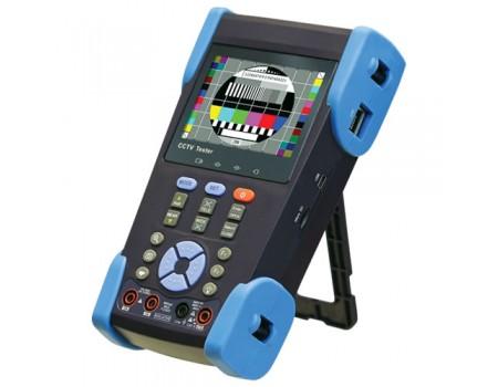 "3.5"" Multi-functional Tester Monitor (CVI, TVI, AHD)"
