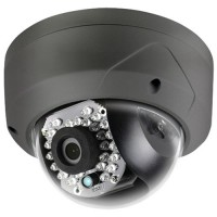 Galaxy 1080P HD-TVI IR Outdoor Dome Camera - 4mm Black