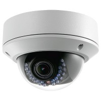 Galaxy NV 2.0MP Outdoor IR Vandal Proof Varifocal Dome IP Camera
