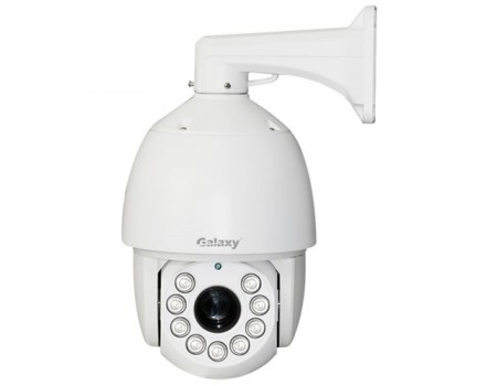 Galaxy 2.0MP IP 20X Outdoor PTZ Dome Camera