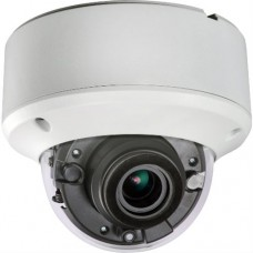 Galaxy 2.1MP HD-TVI Outdoor IR Motorized Dome Camera - 2.8~12mm