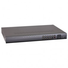 Galaxy 16CH 4K Ultra HD 1080P Standalone NVR w/ 16POE
