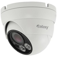 Galaxy 2.4MP 4-in-1 IR VF Lens Dome Camera - 2.8~12mm
