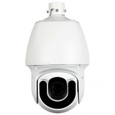 Galaxy Pro Series 4K 22x Starlight IR PTZ Dome Camera - 6.5~143mm