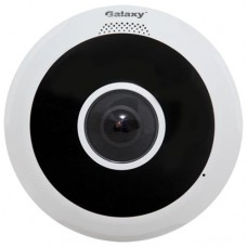 Galaxy Pro Series 4K 360° Fisheye Panoramic Camera - 1.8mm