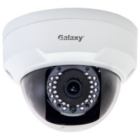 Galaxy Pro Series 2MP Starlight IR Mini Dome Camera - 2.8mm