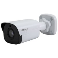 Galaxy Pro Series 4MP IR Mini Bullet Camera - 3.6mm