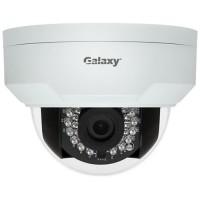 Galaxy Pro Series 4MP IR Mini Dome Camera - 2.8mm