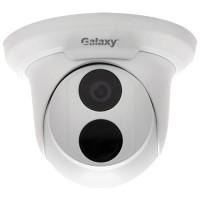 Galaxy Pro Series 4MP IR Turret Camera - 2.8mm