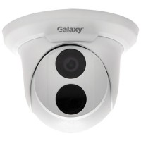 Galaxy Pro Series 4MP IR Turret Camera - 3.6mm