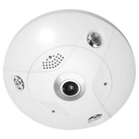 Galaxy Platinum 12.3MP Fisheye IP Camera - 1.98mm