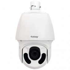Galaxy Pro Series 2MP 30x IR PTZ Dome Camera - 4.5~135mm PoE