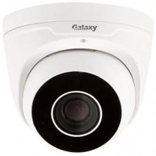 Galaxy Pro Series 4MP VF IR Turret Camera - 2.7~12mm