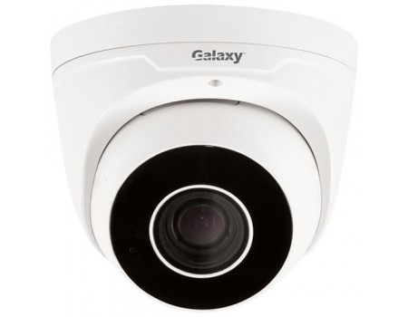 Galaxy Pro 4MP Motorized VF IR Turret Camera - 2.8~12mm