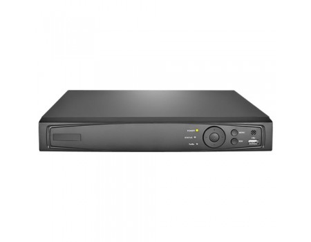 Galaxy 8CH 3MP HD-TVI 5-in-1 DVR