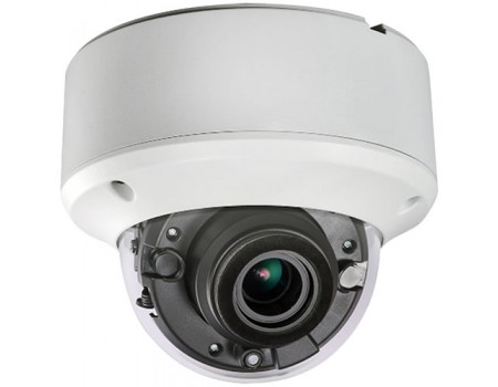 Galaxy Prestige 5MP HD-TVI Starlight Motorized VF Dome Camera - 2.8~12mm