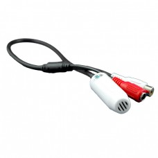 Audio Microphone for CCTV Camera