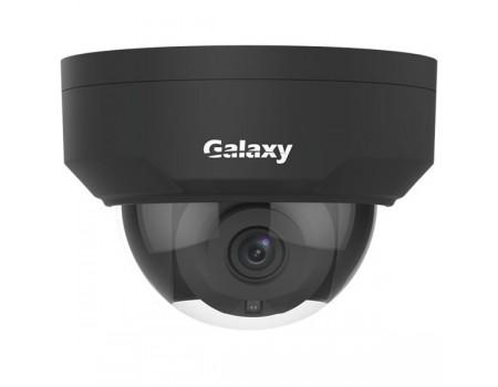 Galaxy Pro 5MP Starlight IR Dome IP Camera - 4mm
