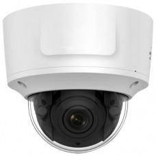Galaxy Platinum 6MP IR Motorized VF Dome Camera - 2.8~12mm