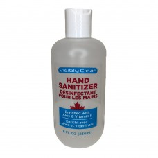 Anti-Bacterial Hand Sanitizer Gel Enriched with Aloe Vitamin E, 236ML